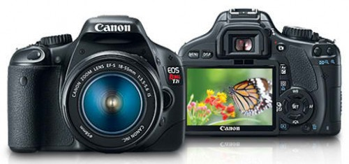 Canon EOS Digital Rebel T2i review