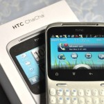 Unboxing HTC Chacha