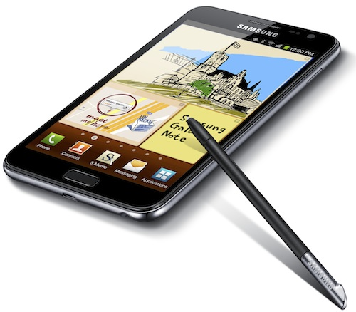 Samsung Galaxy Note in the Philippines