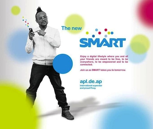 apl.de.ap is newest Smart endorser