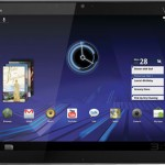 Motorola Xoom Android Tablet