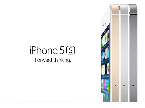 iphone 5s with Smart
